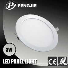 3W Round LED Ceiling Light with RoHS